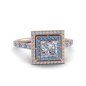Princess Diamond Ring For Women