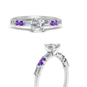 vintage-classic-baguette-and-round-purple-topaz-asscher-cut-engagement-ring-in-FDENS275ASRGVITOANGLE3-NL-WG