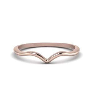 Plain Thin Wedding Band