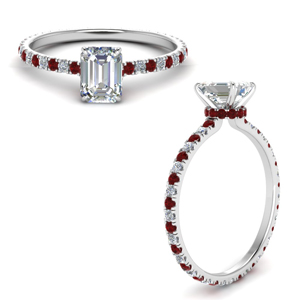 eternity-hidden-halo-emerald-cut-diamond-engagement-ring-with-ruby-in-FD9168EMRGRUDRANGLE3-NL-WG