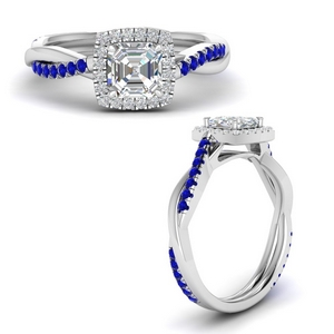 vine-asscher-halo-diamond-engagement-ring-with-sapphire-in-FD9212ASRGSABLANGLE3-NL-WG