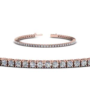 3 Ct. Diamond Tennis Eternity Bracelet