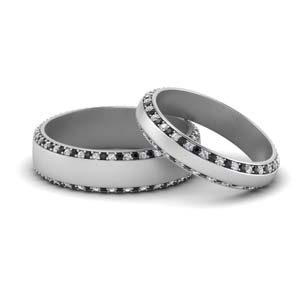 Platinum Bands For Him And Her