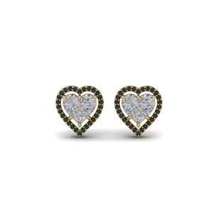 Invisible Set Stud Earring