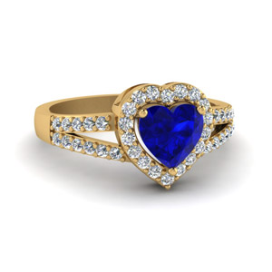 Top 20 Sapphire Engagement Rings