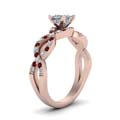 princess-cut-diamond-engagement-ring-with-red-ruby-in-14K-rose-gold-FD1121PRRGRUDRANGLE2-NL-RG