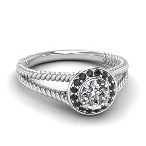 Black Diamond Rope Split Ring