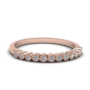 Rose Gold Band For Women