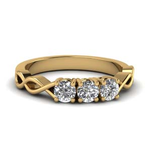 Gold Stone Ring Design For Female