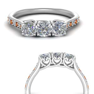 classic-prong-cushion-cut-diamond-anniversary-ring-with-orange-sapphire-in-FD123332CUGSAORANGLE3-NL-WG