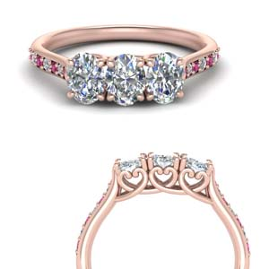 1-carat-diamond-cathedral-oval-3-stone-wedding-band-with-pink-sapphire-in-FD123332OV(0.25CT)GSADRPIANGLE3-NL-RG.jpg