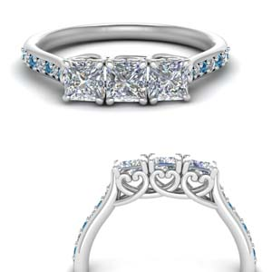 petite-princess-cut-diamond-wedding-band-with-blue-topaz-in-FD123332PRGICBLTOANGLE3-NL-WG