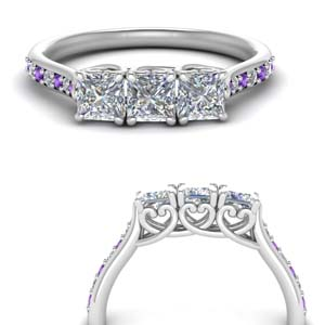 petite-princess-cut-diamond-wedding-band-with-purple-topaz-in-FD123332PRGVITOANGLE3-NL-WG