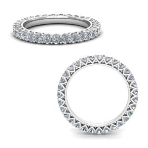 Diamond Classic Eternity Band