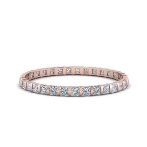 Princess Diamond Bar Set Band
