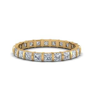 2 Ct. Princess Diamond Eternity Ring