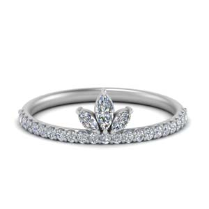 Beautiful Diamond Wedding Ring For Her