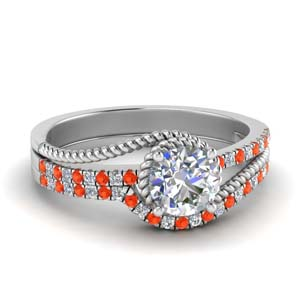 Diamond Ring With Band