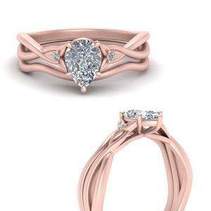 pear-floral-3-stone-diamond-engagement-ring-with-matching-band-in-FD124154PEANGLE3-NL-RG