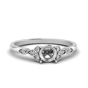 celtic-knot-semi-mount-diamond-engagement-ring-in-FD124181SMR-NL-WG