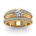 round-cut-diamond-engagement-ring-in-14K-yellow-gold-FD67818RORANGLE5-NL-YG