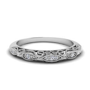 Perfect Match (Paisley Diamond Engagement Ring)
