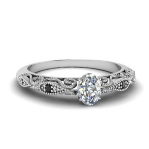 paisley oval engagement ring with black diamond in FD69805OVRGBLACK NL WG.jpg