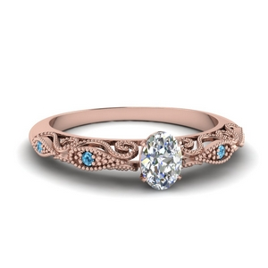 paisley oval diamond engagement ring with blue topaz in FD69805OVRGICBLTO NL RG.jpg