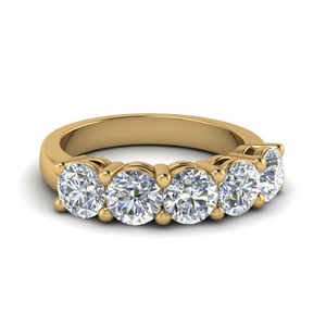 2.5 Carat Diamond Anniversary Band