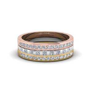 Stackable Diamond And Gemstone Rings And Bands | Fascinating Diamonds