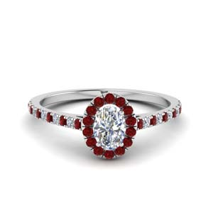 Get latest designs in Ruby Jewelry studded with diamonds and gemstones | Fascinating Diamonds
