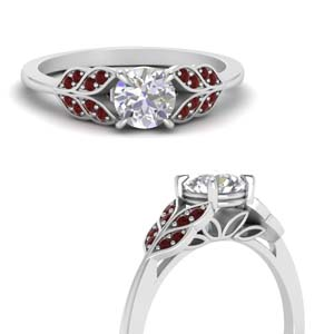 Antique Ruby Ring For Women