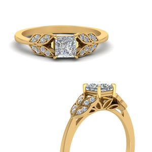 1 Carat Diamond Rings