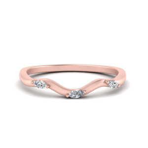 Women Band Ring