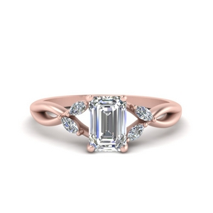 Split Shank Wedding Rings
