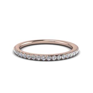 0.25 Carat Diamond Band