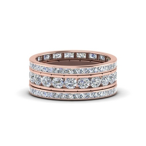 Diamond Eternity Stack Band