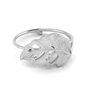 Vintage Leaf Women Ring
