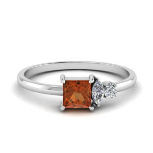 non-traditional-orange-sapphire-engagement-ring-in-FD9007PRGSAOR-NL-WG