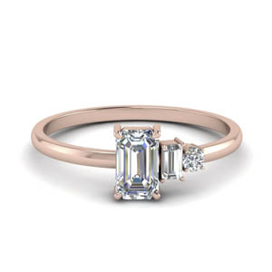 Alternative Diamond Wedding Ring