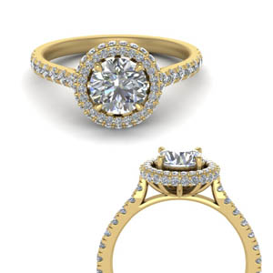 Top 20 Diamond Halo Rings