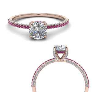 delicate-hidden-halo-diamond-engagement-ring-with-pink-sapphire-in-FD9134ROGSADRPIANGLE3-NL-RG
