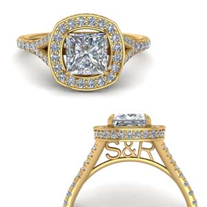 princess-cut-personalized-under-halo-diamond-engagement-ring-in-FD9152PRRANGLE3-NL-YG