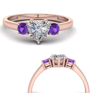 basket-3-stone-heart-shaped-engagement-ring-with-purple-topaz-in-FD9166HTRGVITOANGLE3-NL-RG