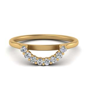 U Design Wedding Band
