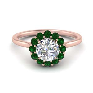 Cathedral Flower Ring