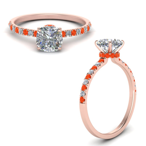 hidden-halo-petite-cushion-cut-diamond-engagement-ring-with-orange-topaz-in-FD9168CURGPOTOANGLE3-NL-RG