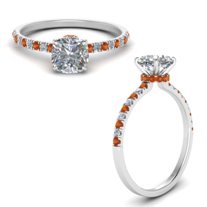 hidden-halo-petite-cushion-cut-diamond-engagement-ring-with-orange-sapphire-in-FD9168CURGSAORANGLE3-NL-WG