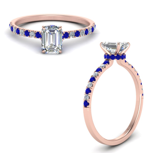 hidden-halo-petite-emerald-cut-diamond-engagement-ring-with-sapphire-in-FD9168EMRGSABLANGLE3-NL-RG