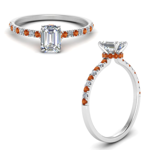 hidden-halo-petite-emerald-cut-diamond-engagement-ring-with-orange-sapphire-in-FD9168EMRGSAORANGLE3-NL-WG